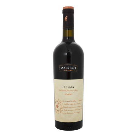 Maestro Rosso Puglia 75 cl