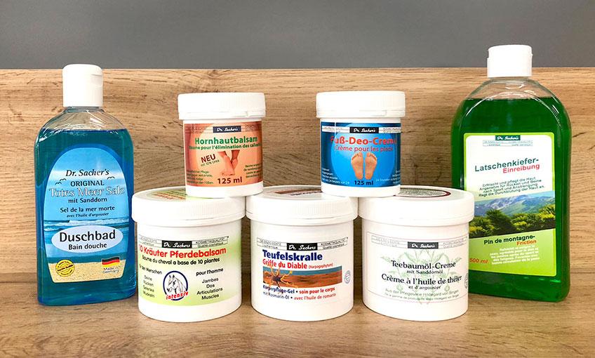 Dr. Sacher's Hautpflege