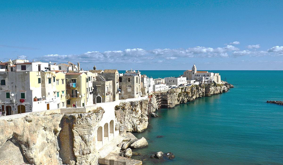Im Weinkeller Italiens – auf Reise in Apulien