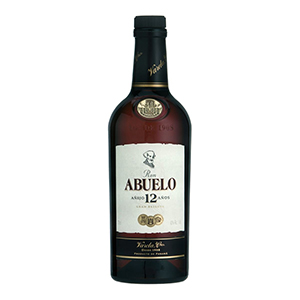 Rum Abuelo 12 years old