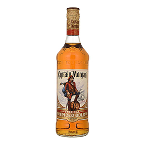 Gold Rum Captain Morgan