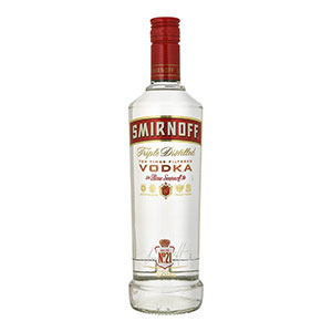 Smirnoff Vodka No. 21